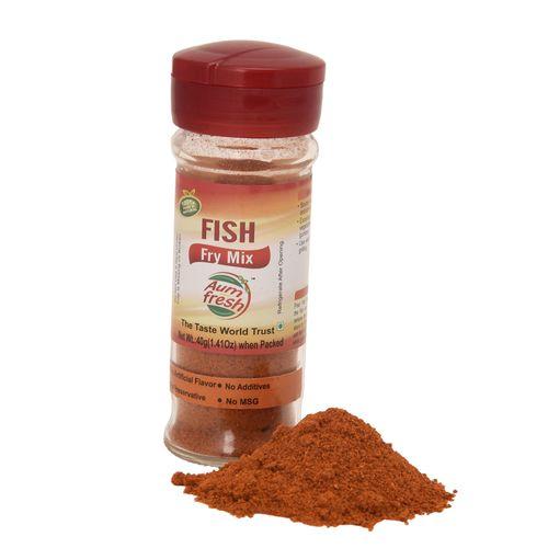 Fish Fry Seasoning