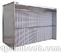 Dry Type Paint Booth