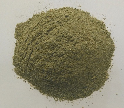 Green Chilli Powder