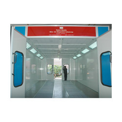 Vehicle Paint Booth