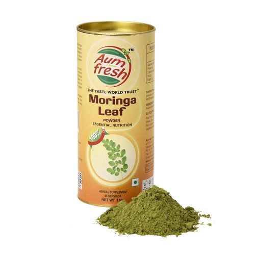 Cold Dried Moringa Powder