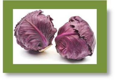 Red Cabbage Flakes