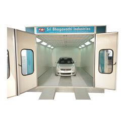 Portable Car Paint Spray Booth