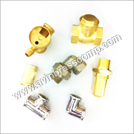 Brass T-Elbow