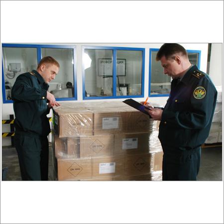 Import Custom Clearance