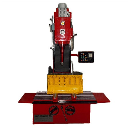 Vertical Boring Machine New Mode