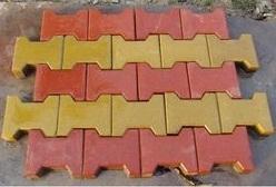 Shaped Paver Block