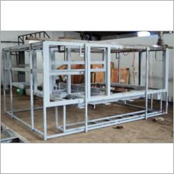Machine Frame Assemblies