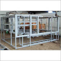 Machine Frame Assemblies