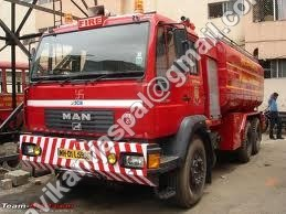 Fire Vehicle Body Building
