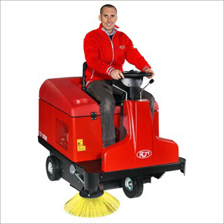 Ride On Floor Sweeper