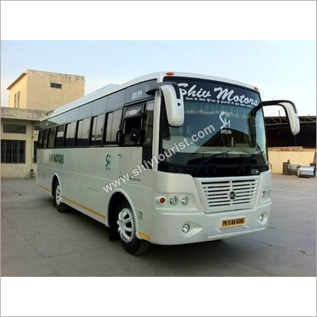 Deluxe Bus Rental