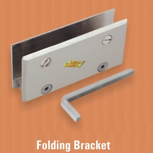 Fancy bracket with LN key