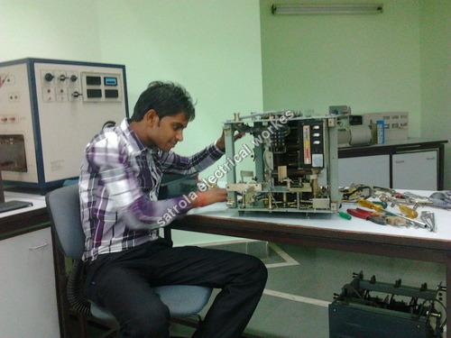 L &T Electrical ACB Repairing