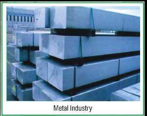 PP/PET Strap for Metal Industry
