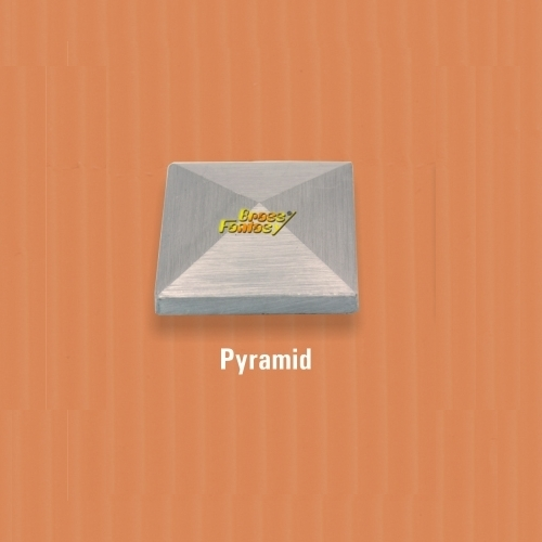 Pyramid Mirror Cap