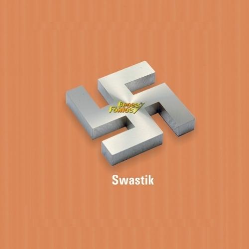 Swastik Mirror Cap