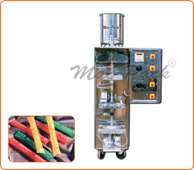 Chuna Percale Pouch Packing Machines