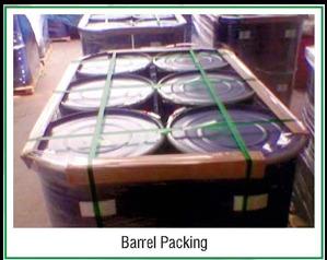 PP/PET Strap for Barrel Packing