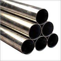 MS Black Round Tubes