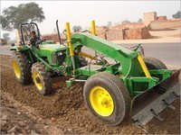 Tractor Grader Attachment