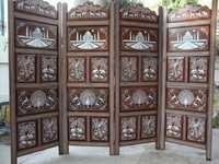 Inlay Partition Screen