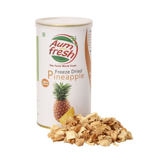 Freeze Dried Pineapple Pieces / Powder