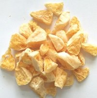 Freeze Dried Orange Pieces