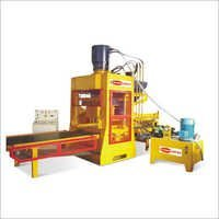 Bricks Concrete Paver Machine