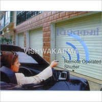 Remote Operated Rolling Shutter