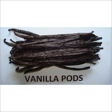 Vanilla Pods, Flakes & Powder