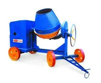Concrete Mixture Machines