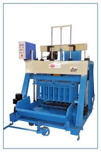 Hydraulic Blocks Making Machine