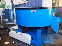 Pan Mixing Machine
