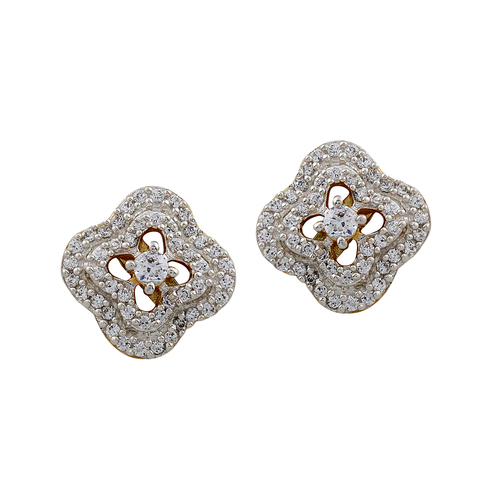 Floral Shape Earrings