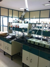 Laboratory Center Analytical Table