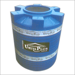 Blue 3 Layers Water Tanks