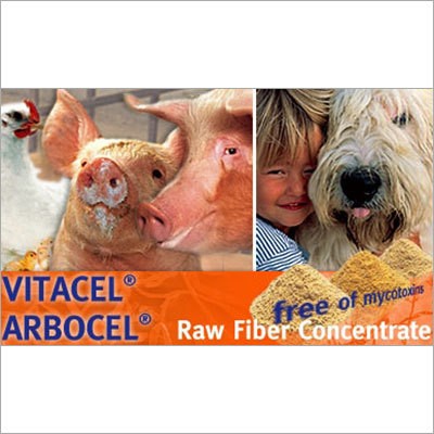 Raw Fiber Concentrate