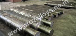 forged step shaft 1