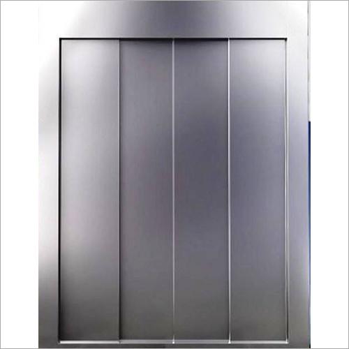 Centre Opening Auto Door