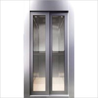 Telescope Glass Auto Door