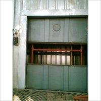 Bi-Parting Door