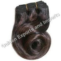 Wavy Indian Hairs