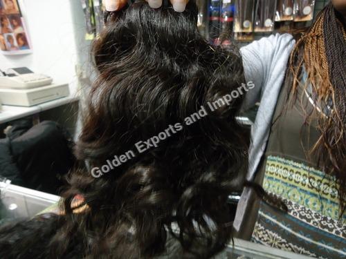 Body Wavy Hairs