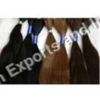 BLONDED HAIR