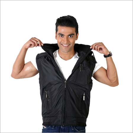 Men Sleeveless Jackets