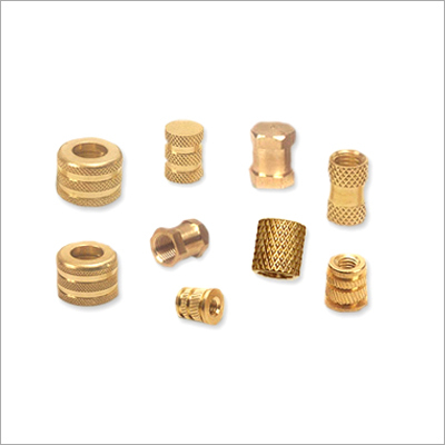 Brass Insert Fittings