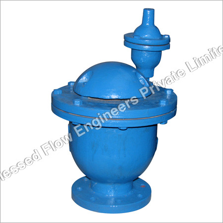 High Performance Tamperproof Air Valve