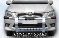CONCEPT GUARD 2.5'' STEEL PIPE/MS