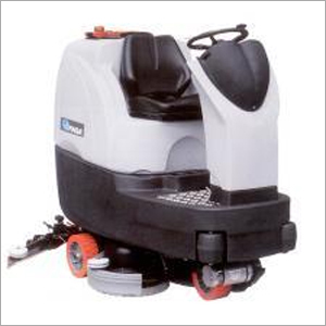 Ride-on Scrubber Drier